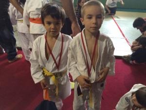 competición judo