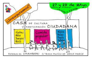 Inauguración casa cultura